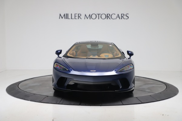 New 2020 McLaren GT Luxe for sale $244,675 at Aston Martin of Greenwich in Greenwich CT 06830 11