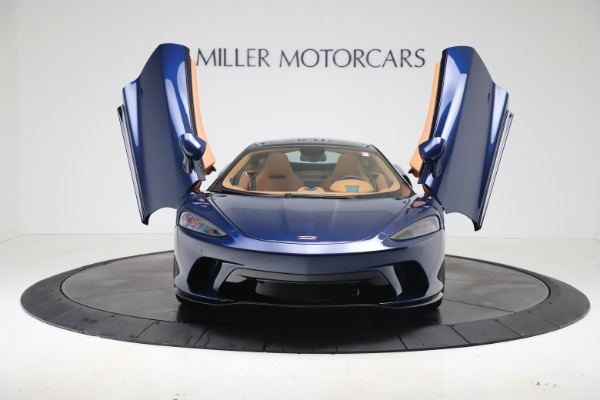 Used 2020 McLaren GT Luxe for sale Sold at Aston Martin of Greenwich in Greenwich CT 06830 12