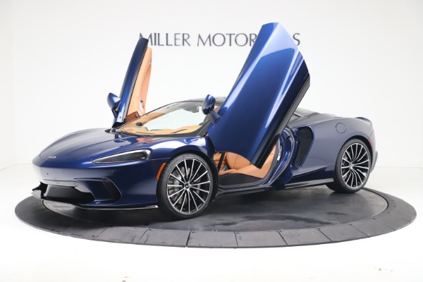 New 2020 McLaren GT Luxe for sale $244,675 at Aston Martin of Greenwich in Greenwich CT 06830 13