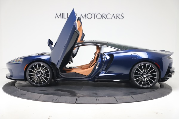 New 2020 McLaren GT Luxe for sale $244,675 at Aston Martin of Greenwich in Greenwich CT 06830 14