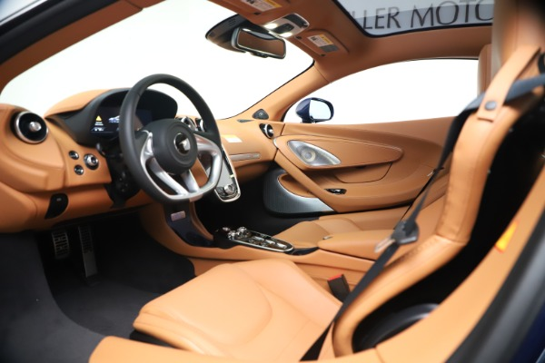 New 2020 McLaren GT Luxe for sale $244,675 at Aston Martin of Greenwich in Greenwich CT 06830 15