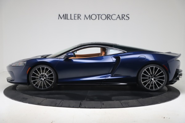New 2020 McLaren GT Luxe for sale $244,675 at Aston Martin of Greenwich in Greenwich CT 06830 2