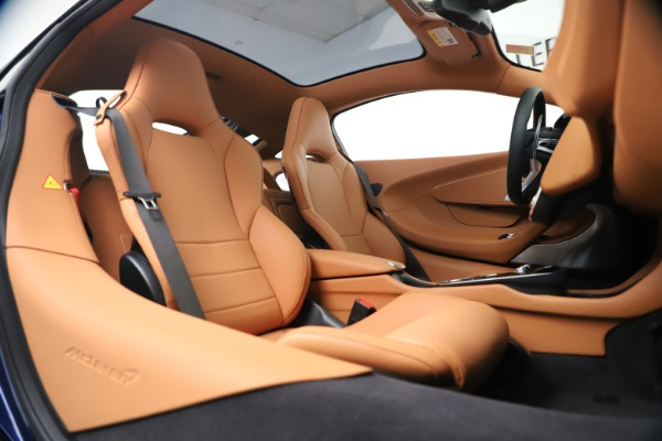 Used 2020 McLaren GT Luxe for sale Sold at Aston Martin of Greenwich in Greenwich CT 06830 20