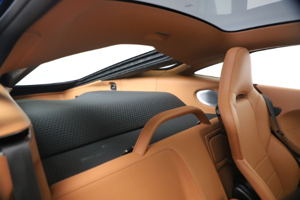 Used 2020 McLaren GT Luxe for sale Sold at Aston Martin of Greenwich in Greenwich CT 06830 21