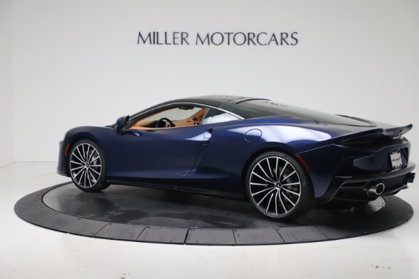 New 2020 McLaren GT Luxe for sale $244,675 at Aston Martin of Greenwich in Greenwich CT 06830 3