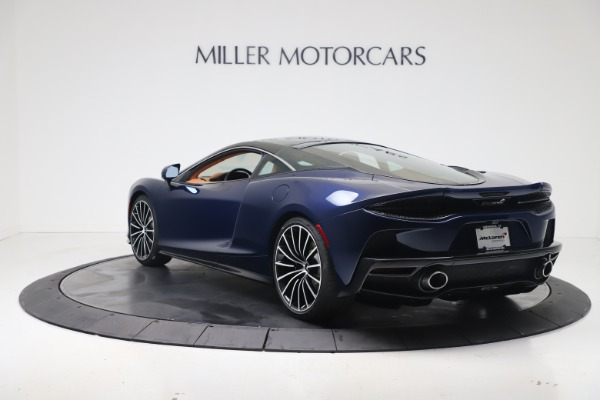 New 2020 McLaren GT Luxe for sale $244,675 at Aston Martin of Greenwich in Greenwich CT 06830 4