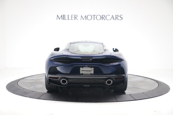 New 2020 McLaren GT Luxe for sale $244,675 at Aston Martin of Greenwich in Greenwich CT 06830 5