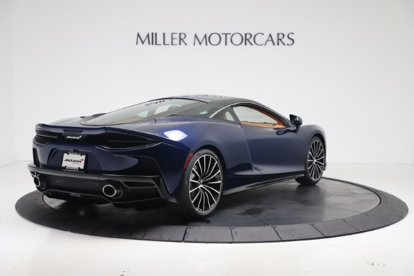 New 2020 McLaren GT Luxe for sale $244,675 at Aston Martin of Greenwich in Greenwich CT 06830 6