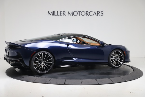 Used 2020 McLaren GT Luxe for sale Sold at Aston Martin of Greenwich in Greenwich CT 06830 7