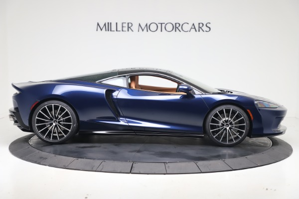 Used 2020 McLaren GT Luxe for sale Sold at Aston Martin of Greenwich in Greenwich CT 06830 8