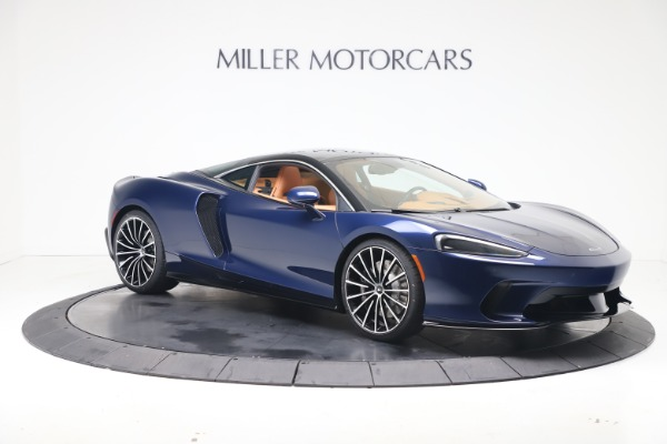 New 2020 McLaren GT Luxe for sale $244,675 at Aston Martin of Greenwich in Greenwich CT 06830 9