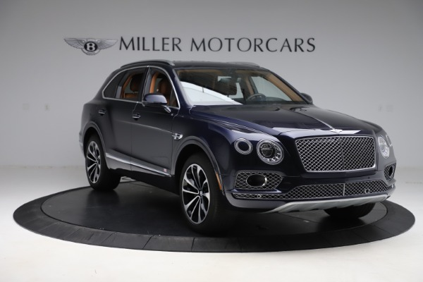 Used 2017 Bentley Bentayga W12 for sale Sold at Aston Martin of Greenwich in Greenwich CT 06830 11