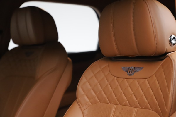 Used 2017 Bentley Bentayga W12 for sale Sold at Aston Martin of Greenwich in Greenwich CT 06830 16