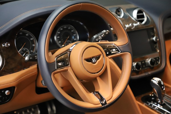 Used 2017 Bentley Bentayga W12 for sale $135,900 at Aston Martin of Greenwich in Greenwich CT 06830 17