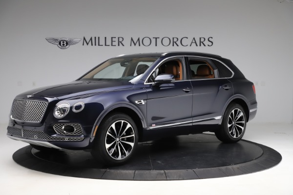 Used 2017 Bentley Bentayga W12 for sale $135,900 at Aston Martin of Greenwich in Greenwich CT 06830 2