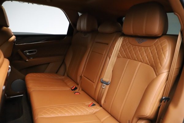 Used 2017 Bentley Bentayga W12 for sale $135,900 at Aston Martin of Greenwich in Greenwich CT 06830 23