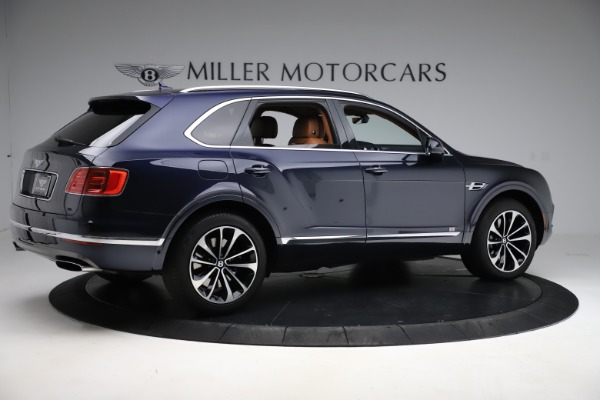 Used 2017 Bentley Bentayga W12 for sale $135,900 at Aston Martin of Greenwich in Greenwich CT 06830 8