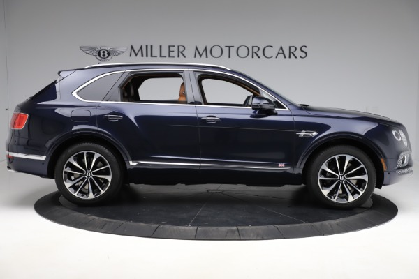 Used 2017 Bentley Bentayga W12 for sale $135,900 at Aston Martin of Greenwich in Greenwich CT 06830 9