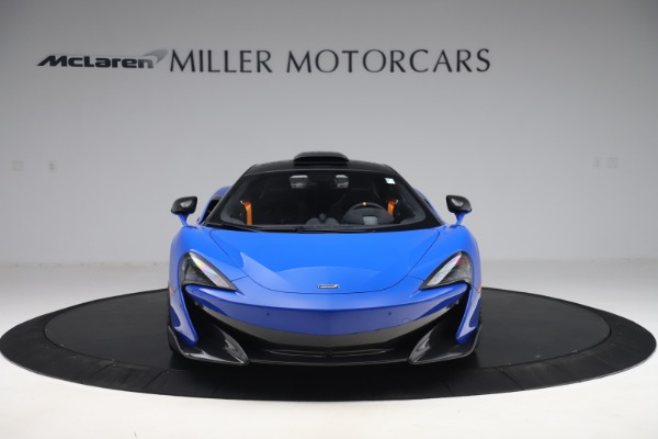 Used 2019 McLaren 600LT for sale $255,900 at Aston Martin of Greenwich in Greenwich CT 06830 12