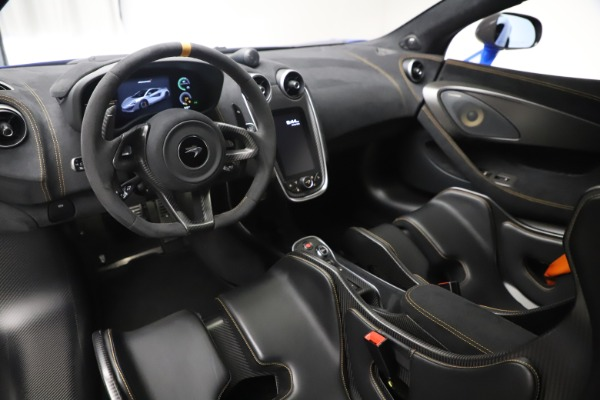 Used 2019 McLaren 600LT for sale $255,900 at Aston Martin of Greenwich in Greenwich CT 06830 13