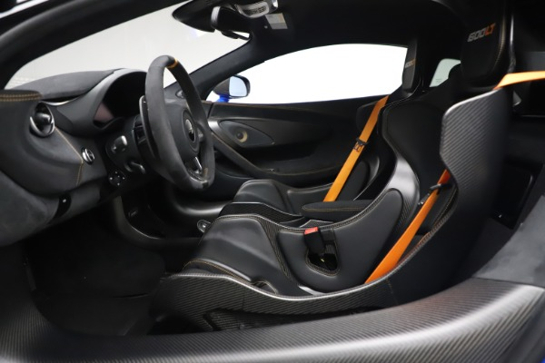 Used 2019 McLaren 600LT for sale $255,900 at Aston Martin of Greenwich in Greenwich CT 06830 14