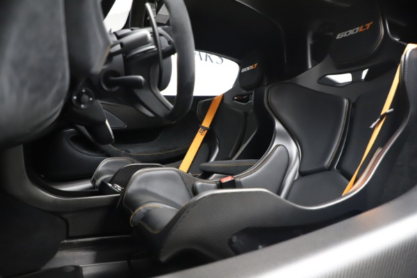 Used 2019 McLaren 600LT for sale $255,900 at Aston Martin of Greenwich in Greenwich CT 06830 15
