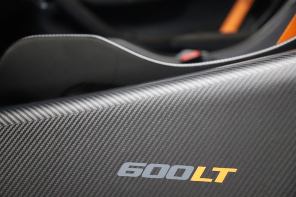 Used 2019 McLaren 600LT for sale $255,900 at Aston Martin of Greenwich in Greenwich CT 06830 18
