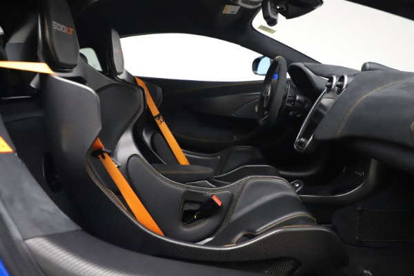 Used 2019 McLaren 600LT for sale $255,900 at Aston Martin of Greenwich in Greenwich CT 06830 20