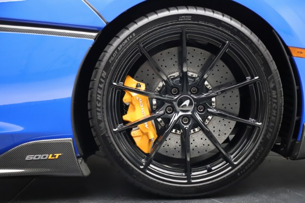 Used 2019 McLaren 600LT for sale $255,900 at Aston Martin of Greenwich in Greenwich CT 06830 24