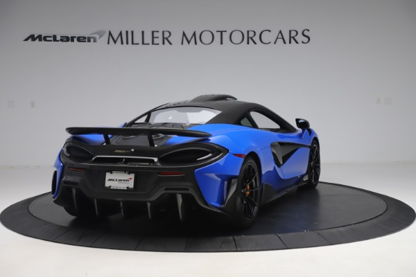 Used 2019 McLaren 600LT for sale $255,900 at Aston Martin of Greenwich in Greenwich CT 06830 7