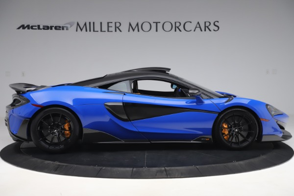Used 2019 McLaren 600LT for sale $255,900 at Aston Martin of Greenwich in Greenwich CT 06830 9