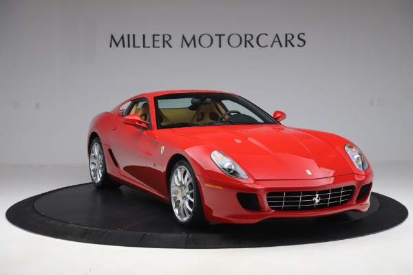Used 2008 Ferrari 599 GTB Fiorano for sale $159,900 at Aston Martin of Greenwich in Greenwich CT 06830 10