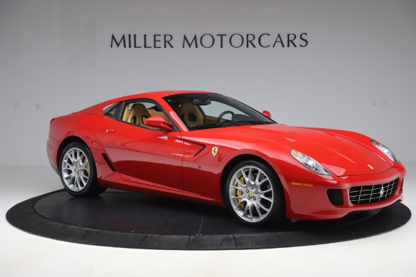Used 2008 Ferrari 599 GTB Fiorano for sale $159,900 at Aston Martin of Greenwich in Greenwich CT 06830 11