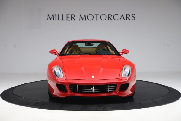 Used 2008 Ferrari 599 GTB Fiorano for sale $159,900 at Aston Martin of Greenwich in Greenwich CT 06830 12