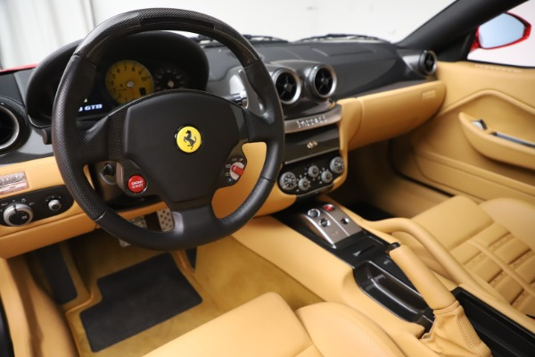 Used 2008 Ferrari 599 GTB Fiorano for sale $159,900 at Aston Martin of Greenwich in Greenwich CT 06830 13