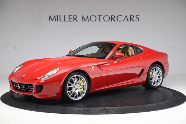 Used 2008 Ferrari 599 GTB Fiorano for sale $159,900 at Aston Martin of Greenwich in Greenwich CT 06830 2