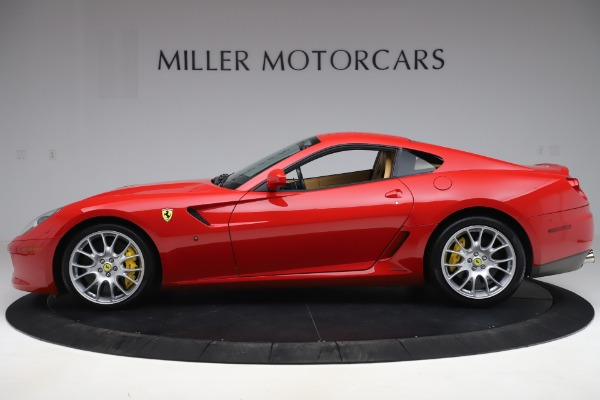 Used 2008 Ferrari 599 GTB Fiorano for sale $159,900 at Aston Martin of Greenwich in Greenwich CT 06830 3