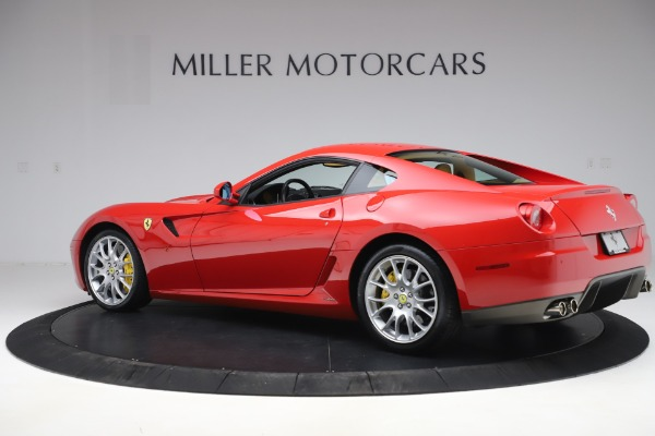 Used 2008 Ferrari 599 GTB Fiorano for sale $159,900 at Aston Martin of Greenwich in Greenwich CT 06830 4
