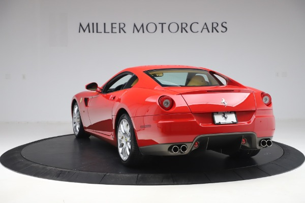 Used 2008 Ferrari 599 GTB Fiorano for sale $159,900 at Aston Martin of Greenwich in Greenwich CT 06830 5