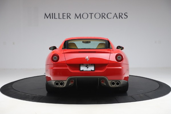 Used 2008 Ferrari 599 GTB Fiorano for sale $159,900 at Aston Martin of Greenwich in Greenwich CT 06830 6