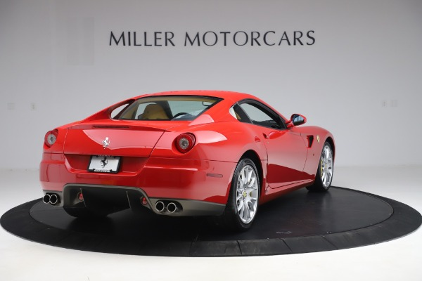 Used 2008 Ferrari 599 GTB Fiorano for sale $159,900 at Aston Martin of Greenwich in Greenwich CT 06830 7