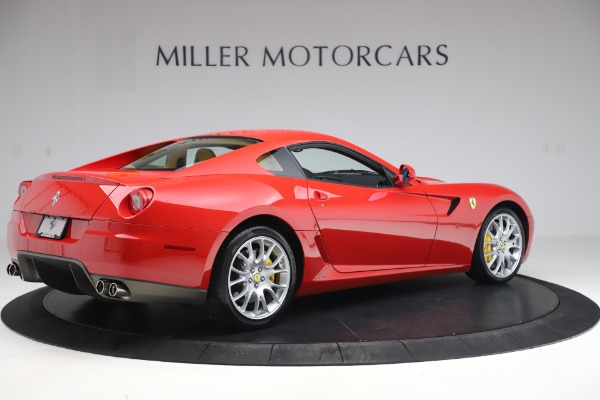 Used 2008 Ferrari 599 GTB Fiorano for sale $159,900 at Aston Martin of Greenwich in Greenwich CT 06830 8