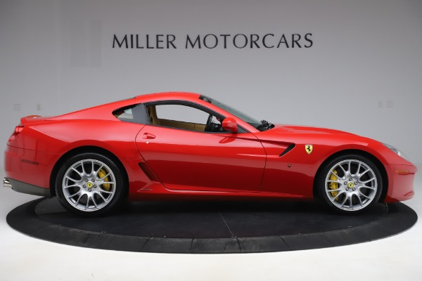 Used 2008 Ferrari 599 GTB Fiorano for sale $159,900 at Aston Martin of Greenwich in Greenwich CT 06830 9