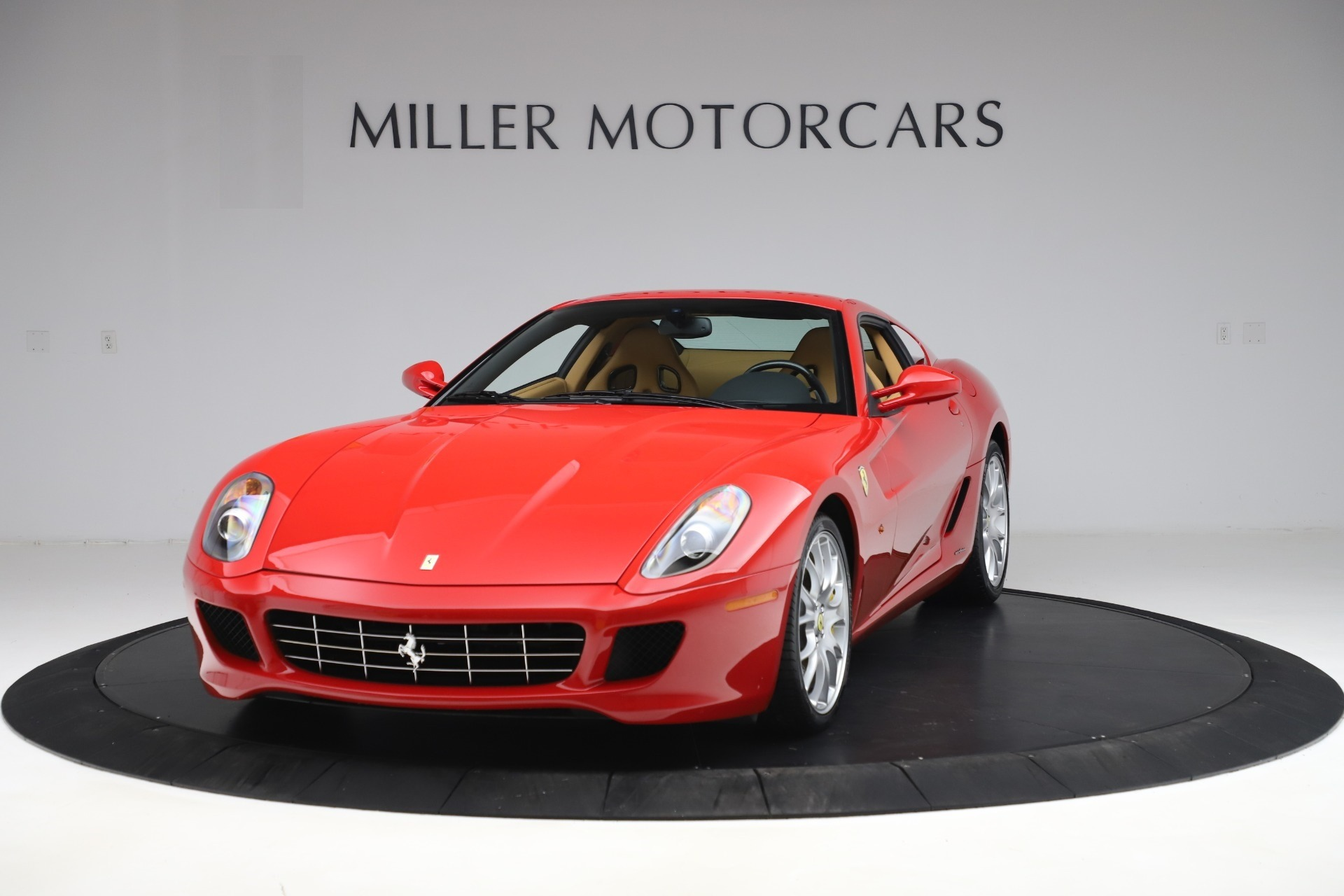 Used 2008 Ferrari 599 GTB Fiorano for sale $159,900 at Aston Martin of Greenwich in Greenwich CT 06830 1