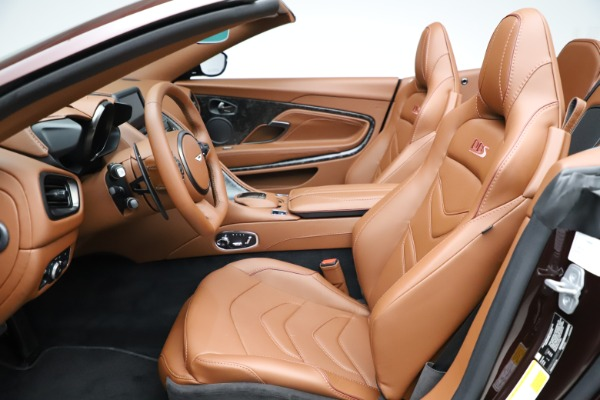 New 2020 Aston Martin DBS Superleggera for sale $349,036 at Aston Martin of Greenwich in Greenwich CT 06830 20
