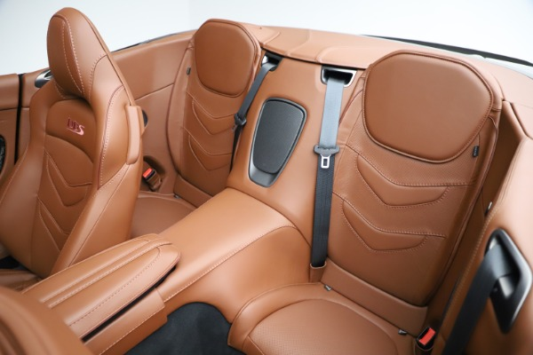 New 2020 Aston Martin DBS Superleggera for sale $349,036 at Aston Martin of Greenwich in Greenwich CT 06830 24