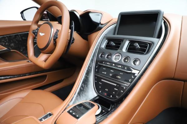 New 2020 Aston Martin DBS Superleggera for sale $349,036 at Aston Martin of Greenwich in Greenwich CT 06830 25