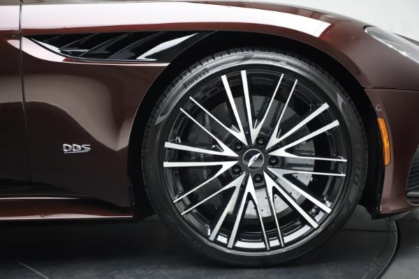 New 2020 Aston Martin DBS Superleggera for sale $349,036 at Aston Martin of Greenwich in Greenwich CT 06830 28