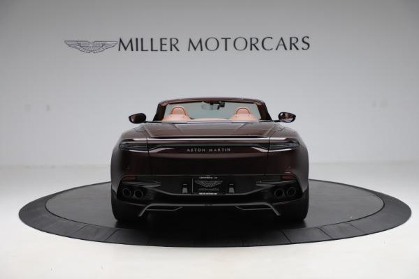 New 2020 Aston Martin DBS Superleggera for sale $349,036 at Aston Martin of Greenwich in Greenwich CT 06830 5