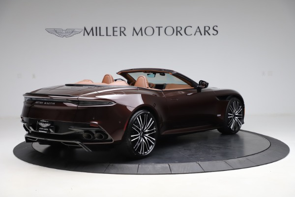 New 2020 Aston Martin DBS Superleggera for sale $349,036 at Aston Martin of Greenwich in Greenwich CT 06830 7